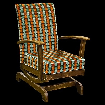 Retro Rocking Chairs With Regard To Most Up To Date Vintage Danish Rocking Chair – Be Fabulous! (View 17 of 20)
