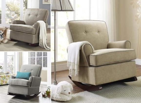 Rocking Chair For Nursing Mothers Chairs With Ideas 7 – Bossandsons Intended For Best And Newest Rocking Chairs For Nursing (View 15 of 20)