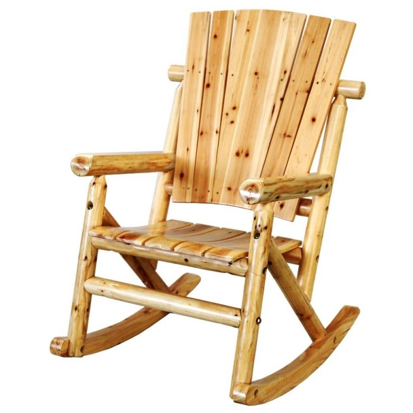 Rocking Chair Rockers Childrens Outdoor Rocker Wooden (Gallery 13 of 20)