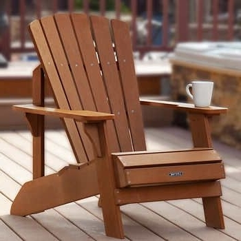 Rocking Chairs At Costco Within Preferred Lifetime Adirondack Chair Costco  $ (View 17 of 20)