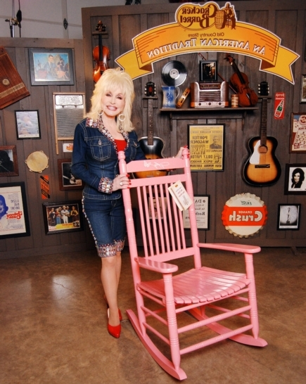 Rocking Chairs At Cracker Barrel Within Favorite Dolly Parton Album, Rocking Chairs For Sale At Cracker Barrel (View 18 of 20)