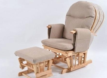 Rocking Chairs At Gumtree In Latest Rocking Chair Nursing Glider Rocking Nursing Recliner Chair With (View 14 of 20)