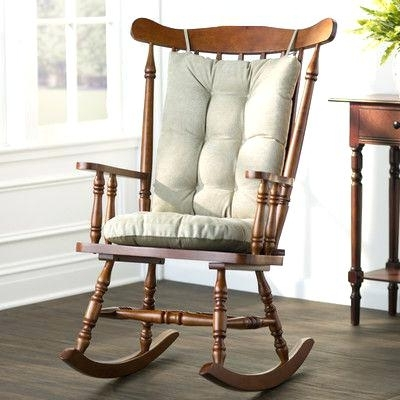 Rocking Chairs At Wayfair For Most Recent Wayfair Rocking Chair Found It At Autumn Porch Rocker Chair Wayfair (View 14 of 20)