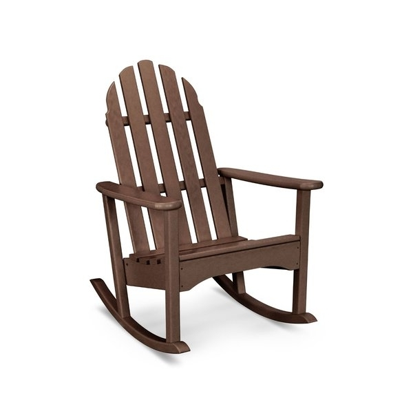 Rocking Chairs At Wayfair Throughout Famous Decoration Fine Adirondack Rocking Chair Adirondack Rocking Chair (View 17 of 20)