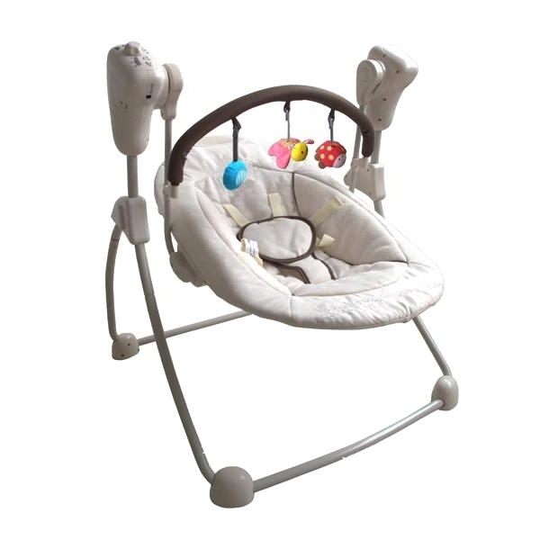 Rocking Chairs For Babies Throughout Most Recently Released Baby Rocking Chair Electric – Baby Rocking Chair: Great Solution To (View 17 of 20)