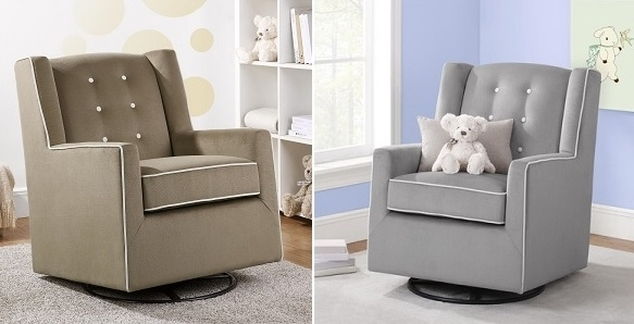 Rocking Chairs For Baby Room In Most Popular 17 Best Glider And Rocking Chairs For Nursery – (View 12 of 20)