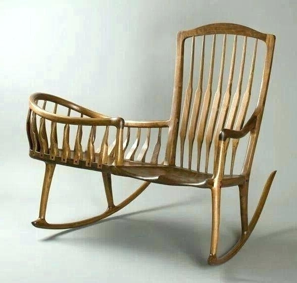 Rocking Chairs For Nursing With Regard To Popular Best Rocking Chair For Nursery Stunning Design Rocking Chair For (View 17 of 20)