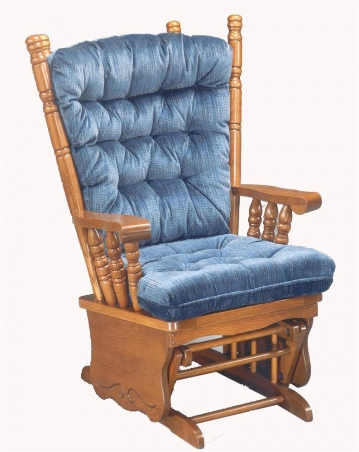 Rocking Chairs With Cushions Intended For Most Recent Rocking Chair Cushions – Torino (View 12 of 20)