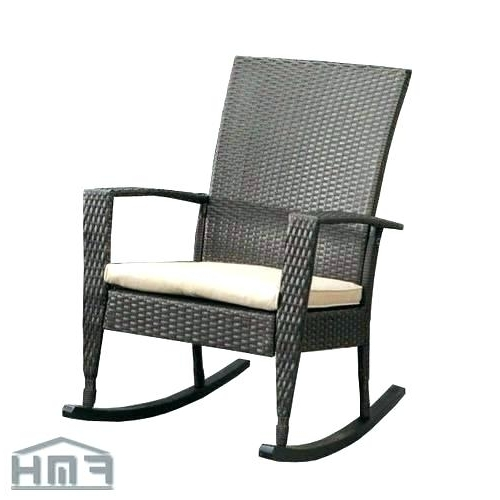 Target Rocking Chair Outdoor Wicker Rocking Chairs Chair Target Pertaining To Well Known Rocking Chairs At Target (View 15 of 20)