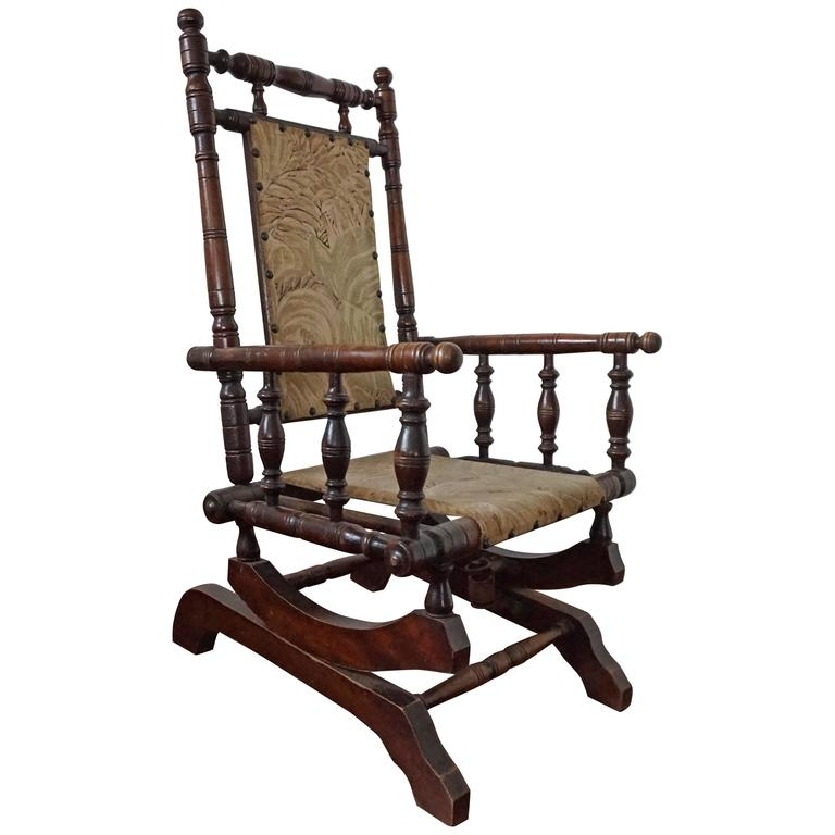 Featured Photo of Antique Rocking Chairs