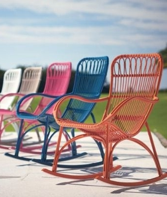 Unique Outdoor Rocking Chairs In Favorite Outdoor Rocking Chair : Time To Relax – Goodworksfurniture (View 11 of 20)