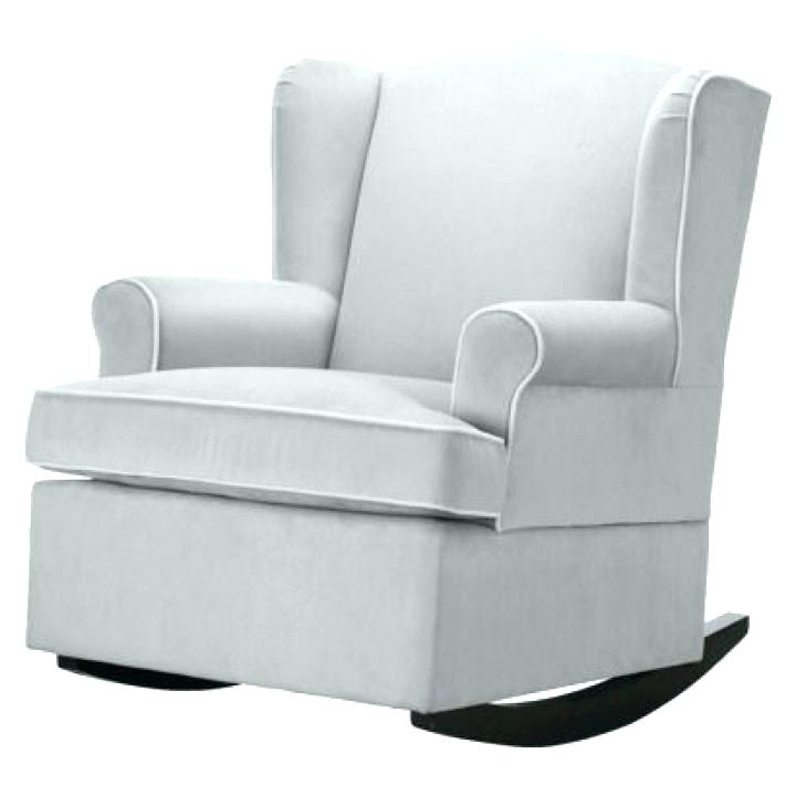 Upholstered Rocking Chair Upholstered Chair For Toddler Little Intended For Well Known Upholstered Rocking Chairs (View 16 of 20)