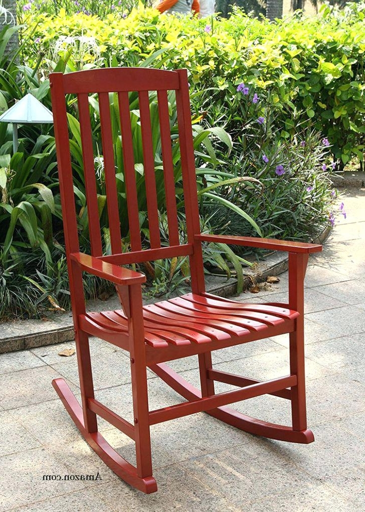 Used Outdoor Rocking Chairs (Gallery 2 of 20)
