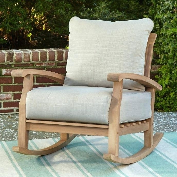Used Rocking Chairs For Sale Jcp Rocking Chairs Patio Furniture With Regard To Latest Used Patio Rocking Chairs (View 15 of 20)
