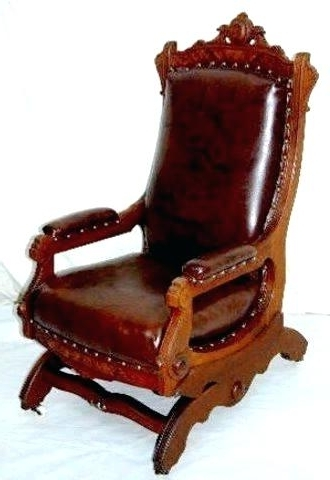 Victorian Rocking Chair – Mllehannahbelle (View 12 of 20)