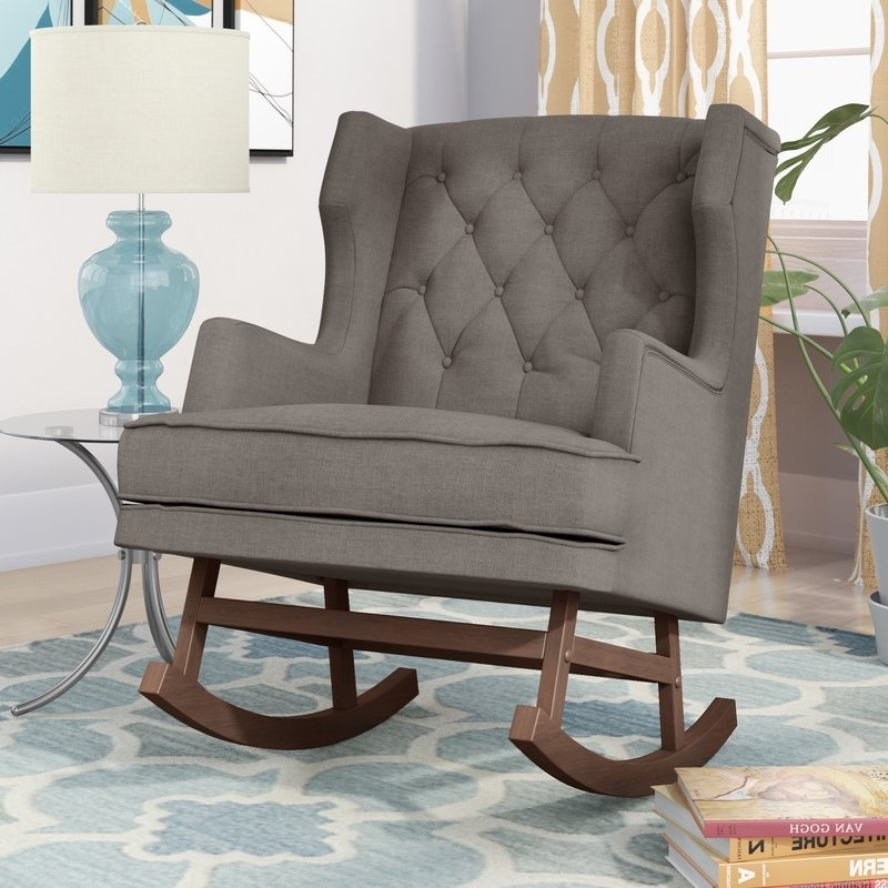 Wayfair Within Rocking Chairs For Adults (View 20 of 20)
