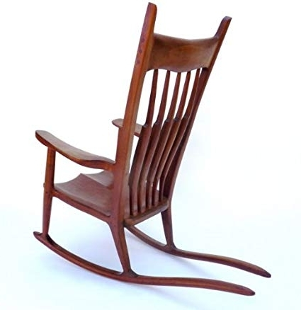 Well Known Amazon: Build Your Own Nancy's Rocker & Footstool Plan In Rocking Chairs With Footstool (View 19 of 20)
