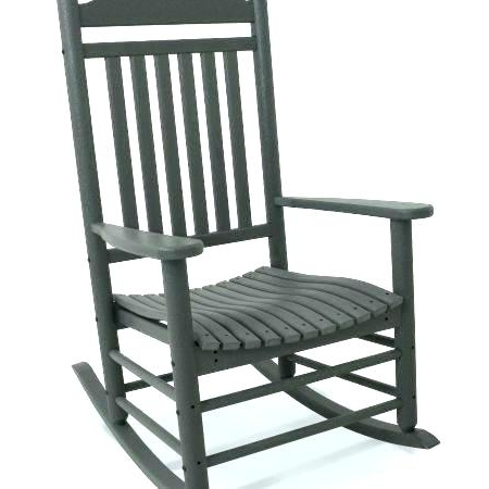 Well Known Black Resin Outdoor Rocking Chairs (View 18 of 20)