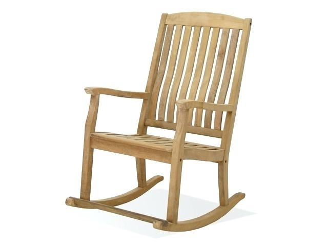 Well Known Outdoor Rocking Chairs For Sale – Kemvaleo Within Used Patio Rocking Chairs (View 17 of 20)