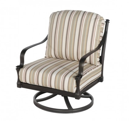 Well Known Patio Rocking Swivel Chairs With Regard To Swivel Rocker Patio Chairs Outdoor Furniture Holly Hill With Rocking (View 18 of 20)