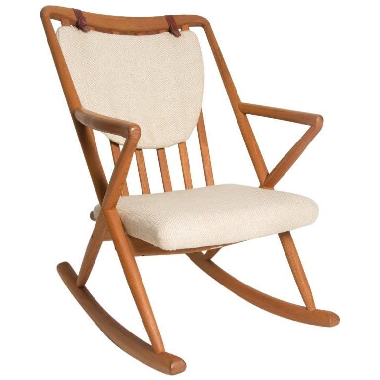 Well Known Retro Rocking Chairs With Regard To Vintage Rocking Chair – Torino (View 19 of 20)