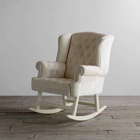 Well Known Rocking Chairs For Nursing Within Find Ba Rocking Chair Glider Products On Houzz Nursing In Or For (View 20 of 20)