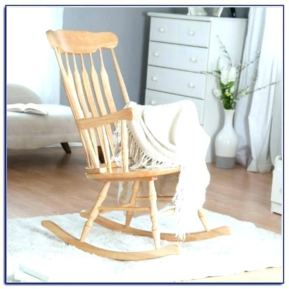 Well Known Rocking Chairs For Small Spaces In Rocking Chair Small Space – Capslog (View 16 of 20)
