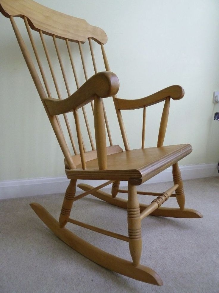 Featured Photo of Rocking Chairs At Gumtree