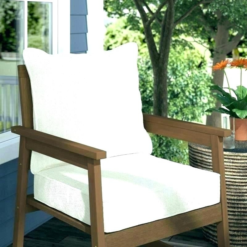 Well Liked Cheap Rocking Chair Cushions Cheap Outdoor Rocking Chair Cushions Intended For Rocking Chair Cushions For Outdoor (View 18 of 20)