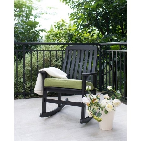 Well Liked Rocking Chairs For Outside In Rocking Chairs For Porch Outdoor – Ungrounded (View 10 of 20)