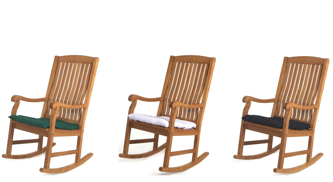 Well Liked Teak Patio Rocking Chairs Pertaining To Adirondack Childrens Furnitureall Things Cedar Furniture Kits (View 15 of 20)
