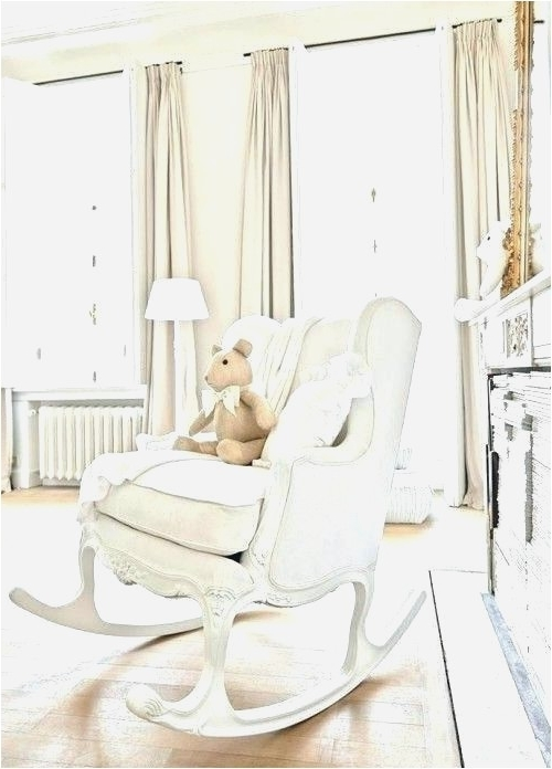 White Wicker Rocking Chair For Nursery Inside Trendy White Rocking Chair Nursery Model Inspirational Wicker Rocking (View 17 of 20)