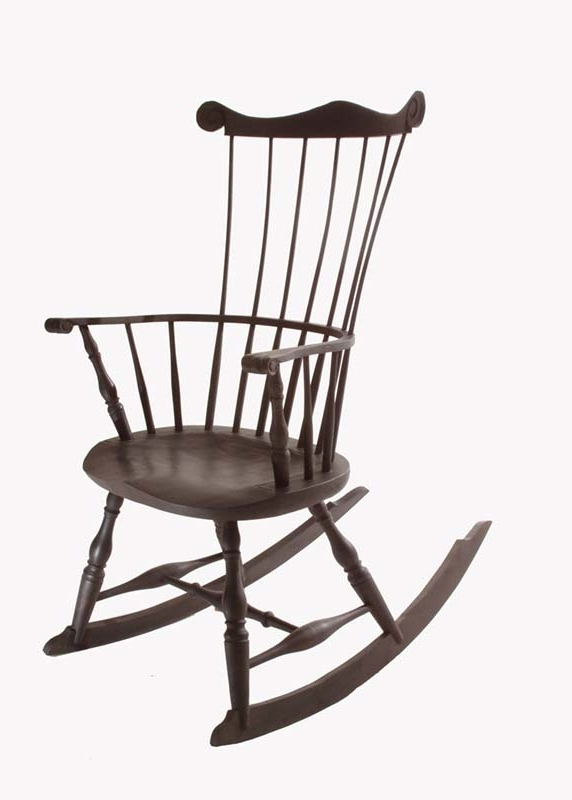 Windsor Rocking Chairs – High Back Rocker (View 20 of 20)