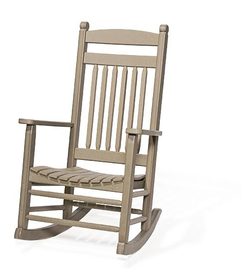 Wooden Outdoor Rocking Chairs With Incredible Pine Wood Curve Back Within Most Recently Released Rocking Chair Outdoor Wooden (View 20 of 20)