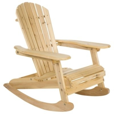 Wooden Rocking Chairs Outdoor (View 20 of 20)