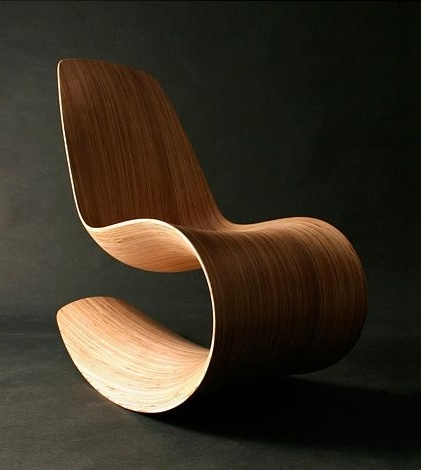 Zen Rocking Chairs Regarding Well Known Luxury + High End + Understated +Elegant + European + Zen + Green (View 18 of 20)