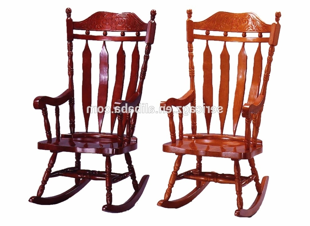 Zen Rocking Chairs Within Preferred China Glider Rocking Chair, China Glider Rocking Chair Manufacturers (View 19 of 20)