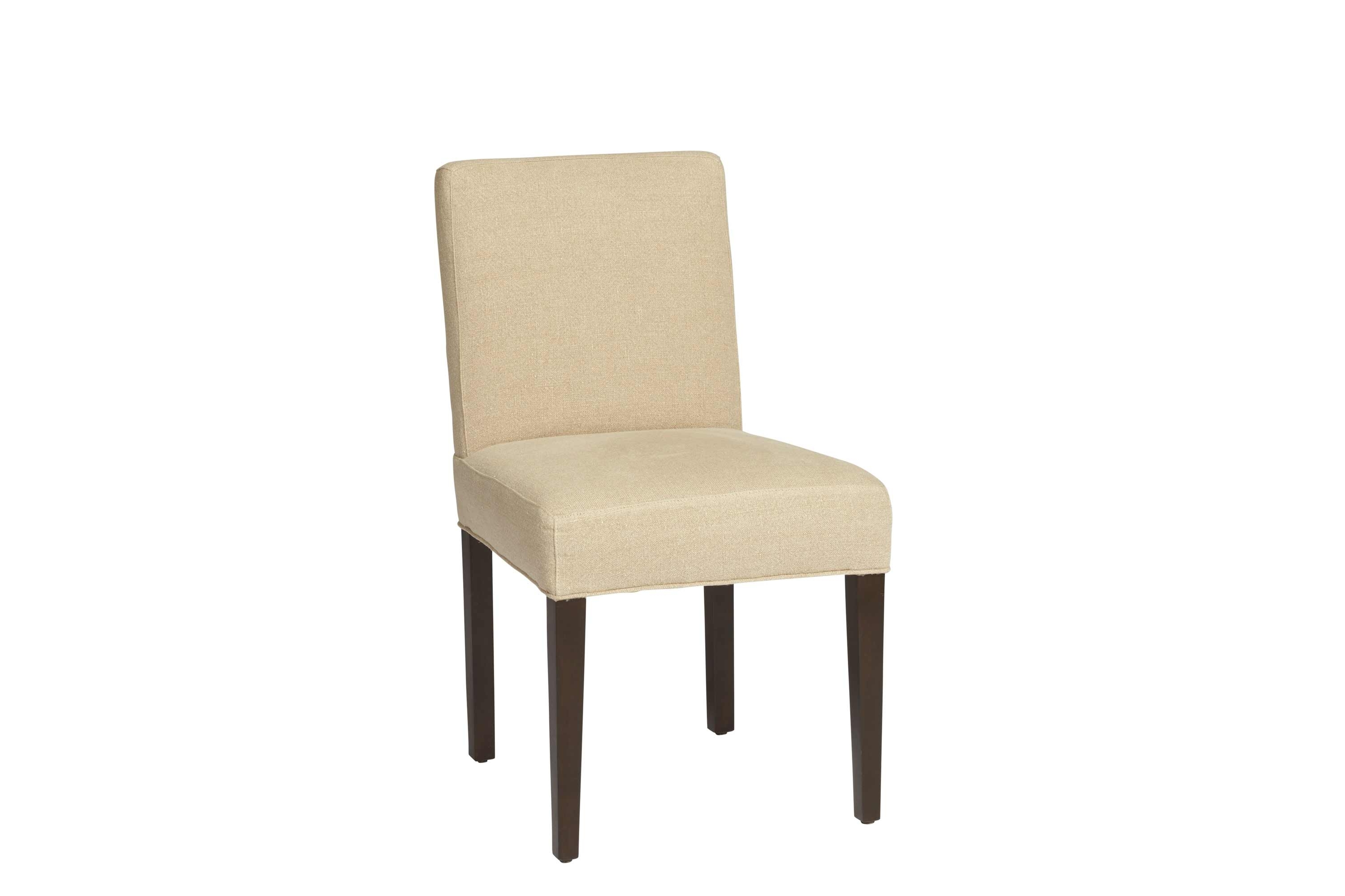 2018 Dining Chairs Within Armless Oatmeal Dining Chairs (Gallery 1 of 20)