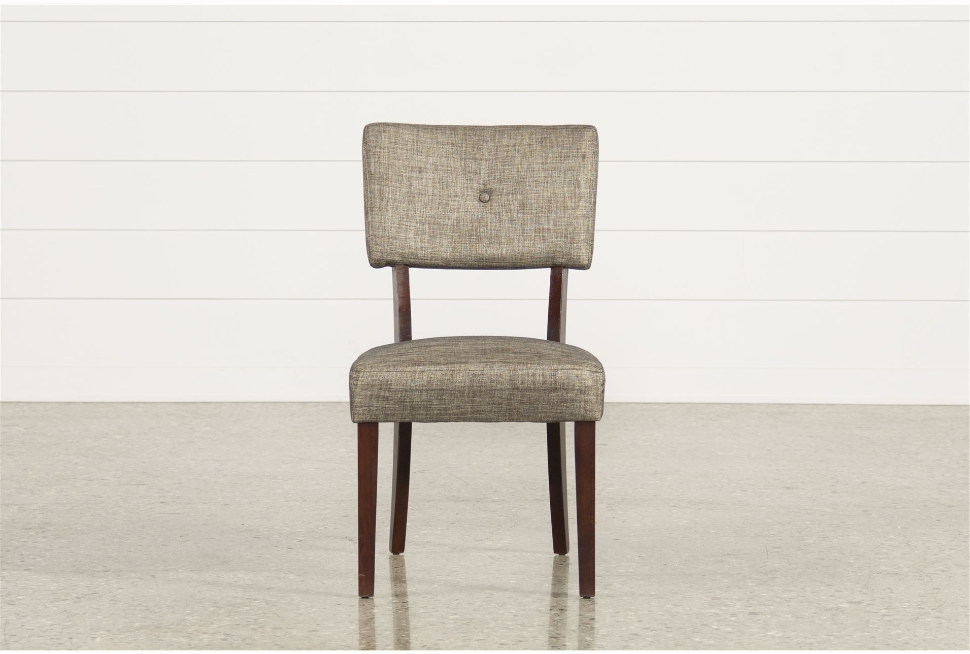 2018 Macie Side Chair, Grey (View 2 of 20)