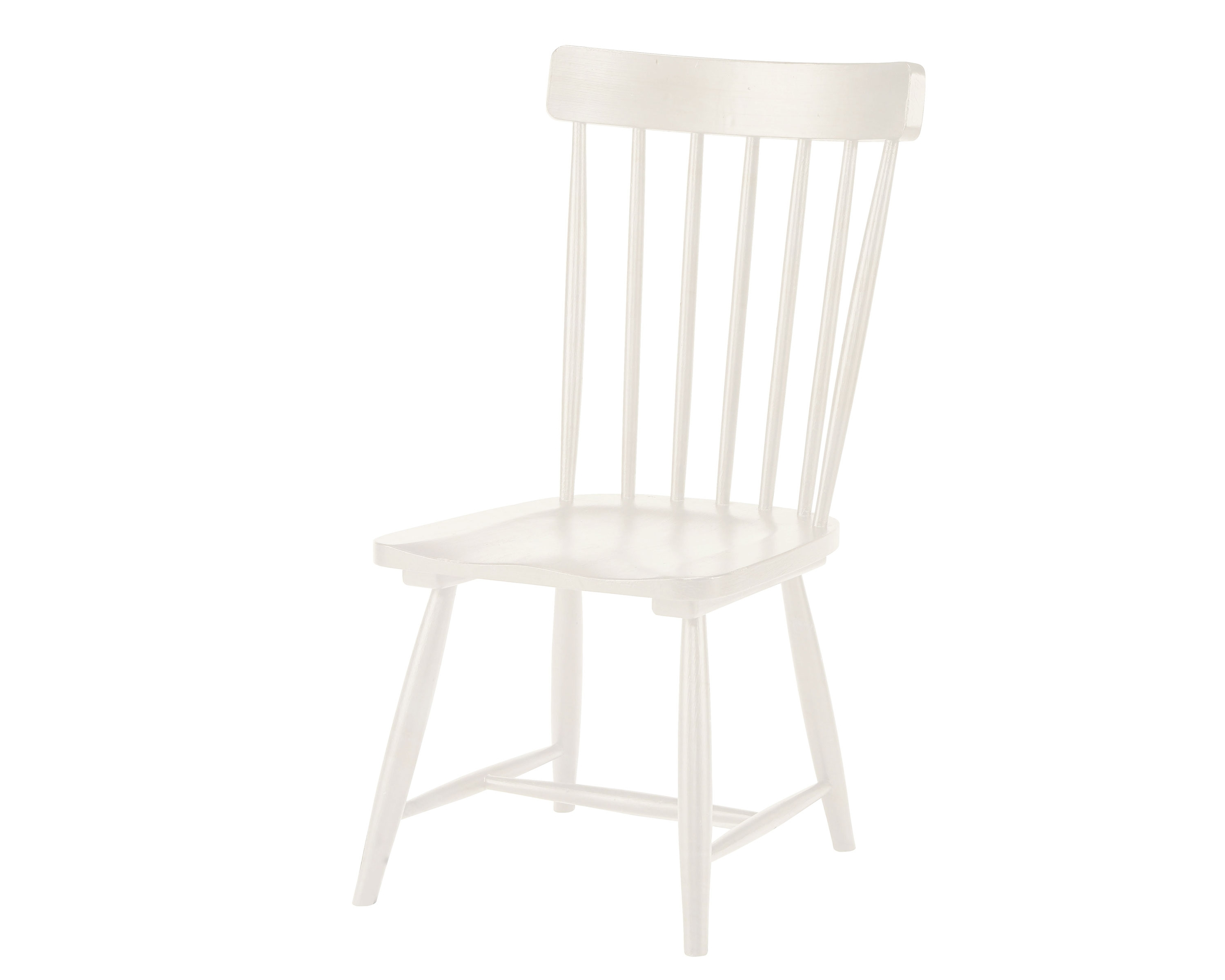 Featured Photo of Magnolia Home Spindle Back Side Chairs