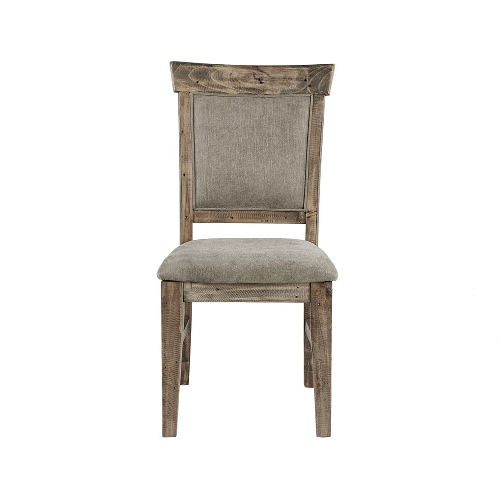 2018 Oliver Dining Side Chair(Set Of 2Pcs) – No Boundary Furnishings With Oliver Side Chairs (Gallery 13 of 20)