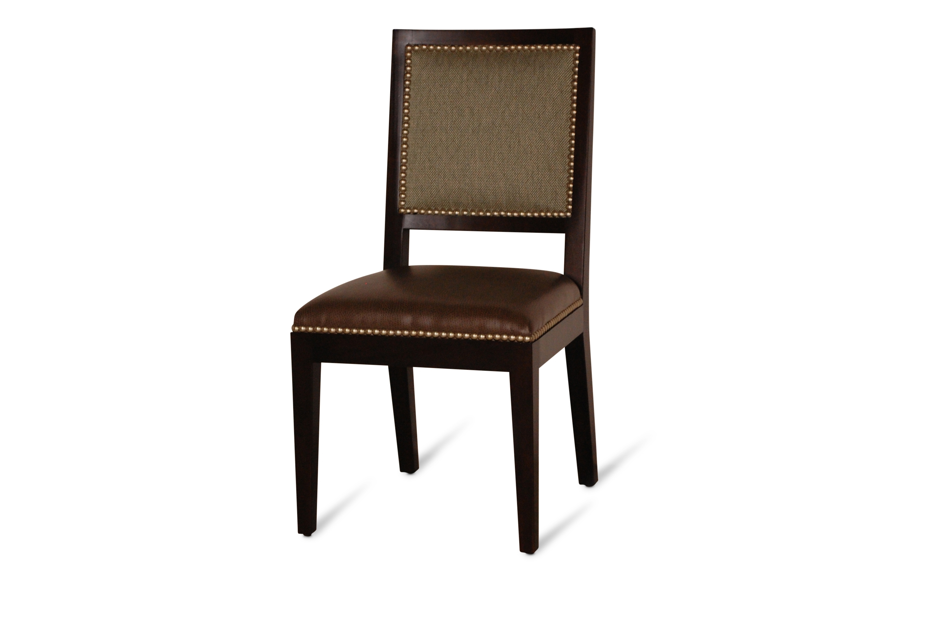 2018 Remington Side Chair – Pacific Furniture With Cole Ii White Side Chairs (View 15 of 20)