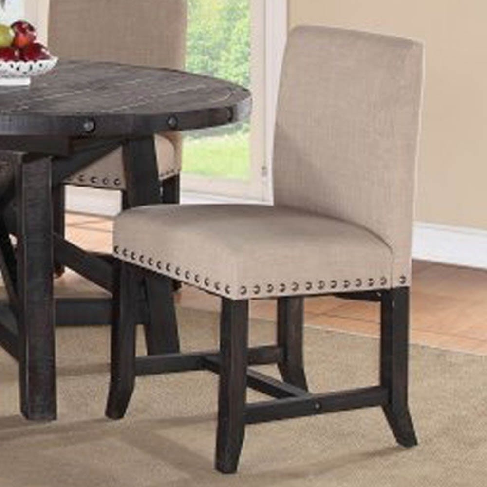 2018 Yosemite Upholstered Side Chair – Bernie & Phyl's Furniture – Pertaining To Moda Grey Side Chairs (View 1 of 20)