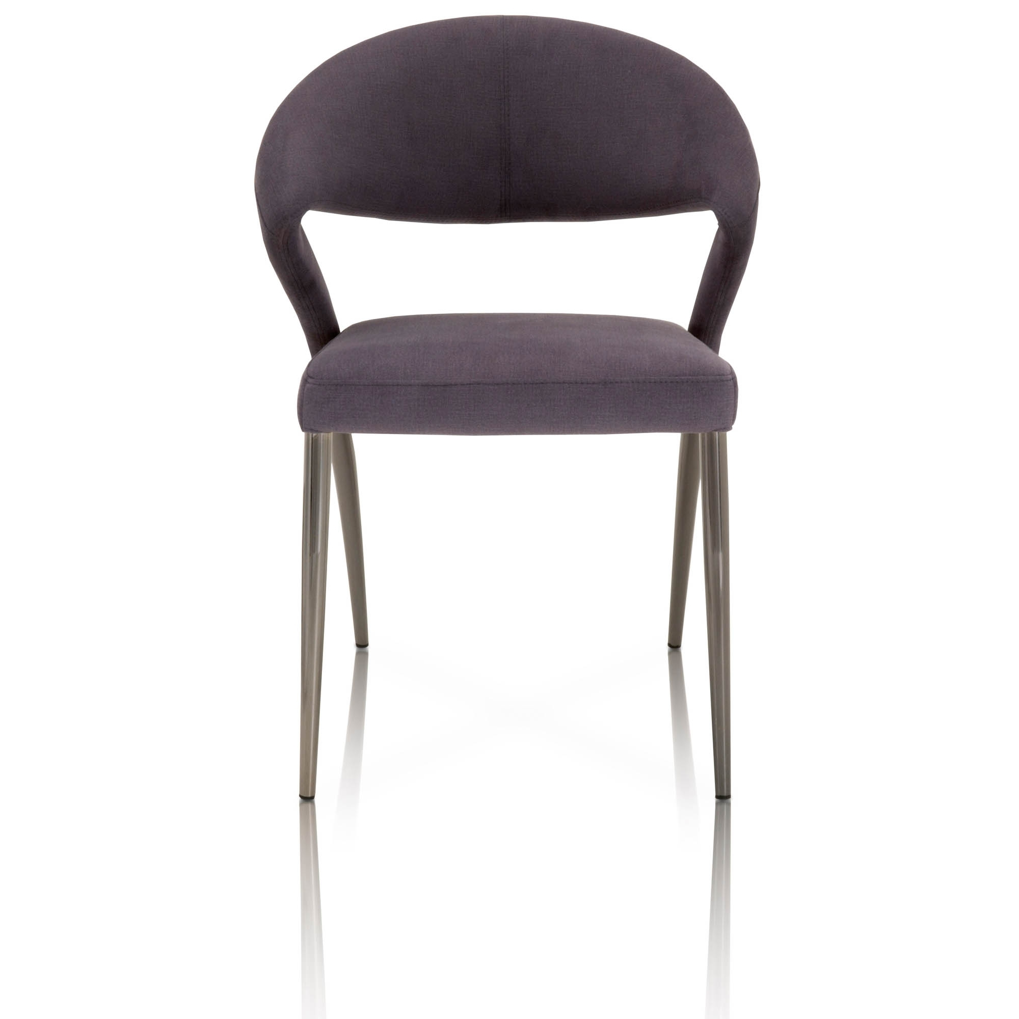 Alexa Black Side Chairs In Most Current Dining Chairs (View 1 of 20)