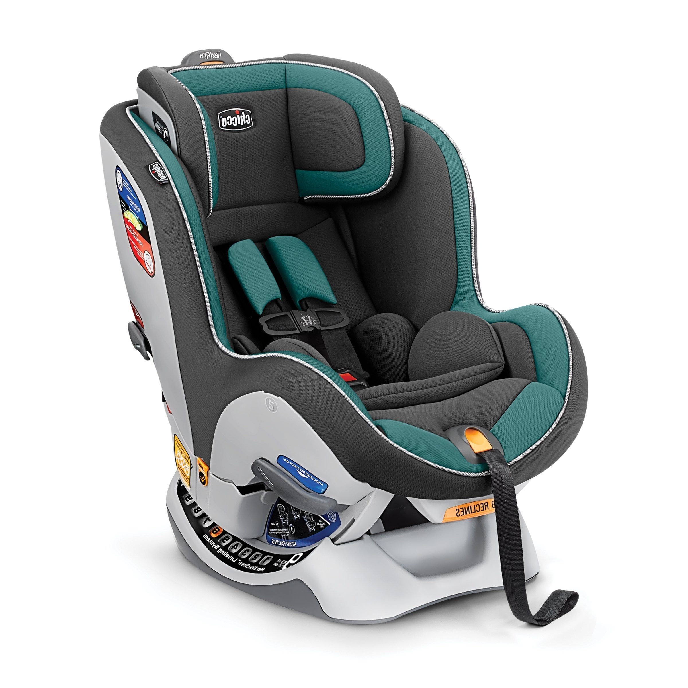 Alexa Firecracker Side Chairs Inside Well Known Amazon : Chicco Nextfit Ix Convertible Car Seat, Firecracker : Baby (View 3 of 20)