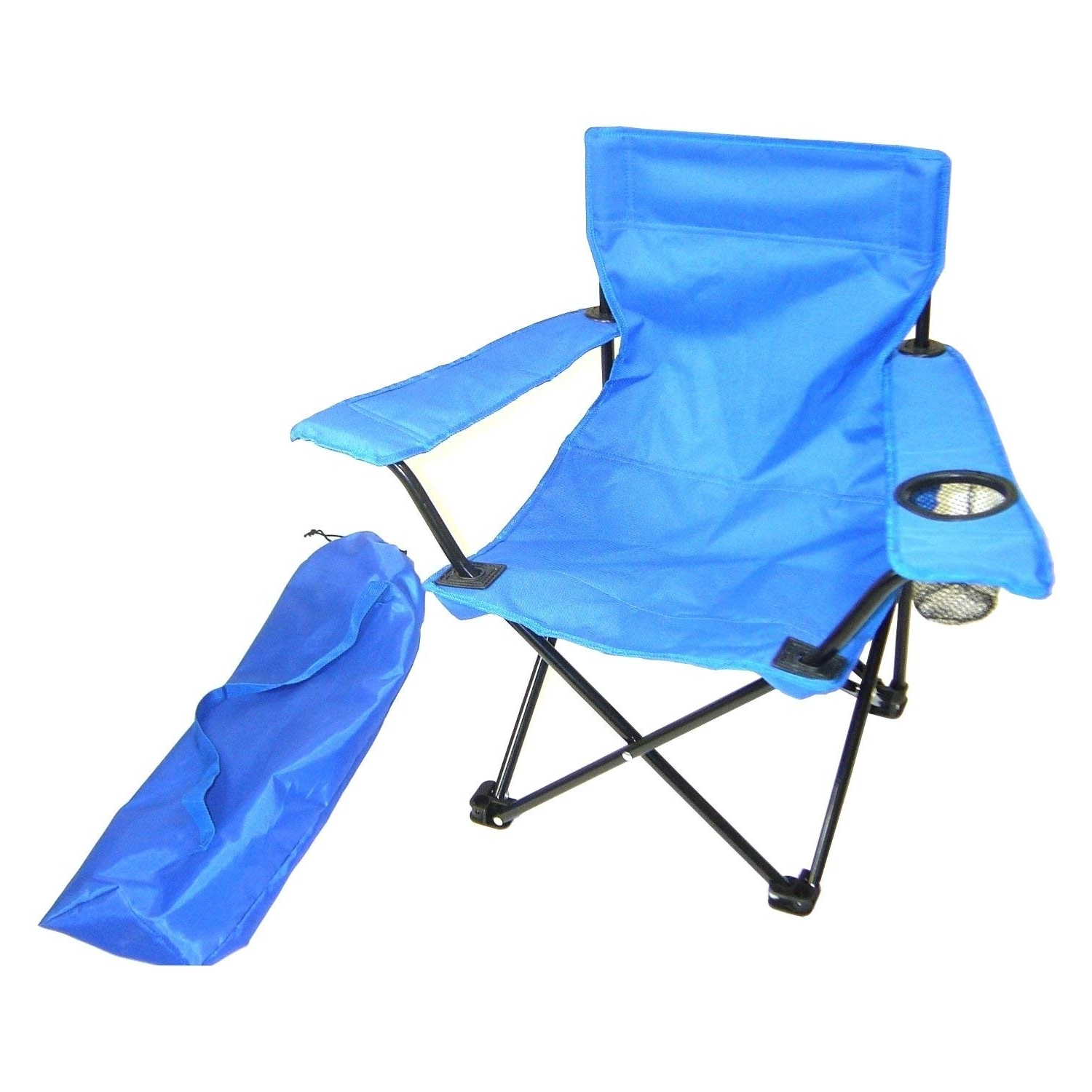 Alexa Firecracker Side Chairs Pertaining To Famous Amazon: Redmon For Kids Kids Folding Camp Chair, Blue: Baby (Gallery 20 of 20)
