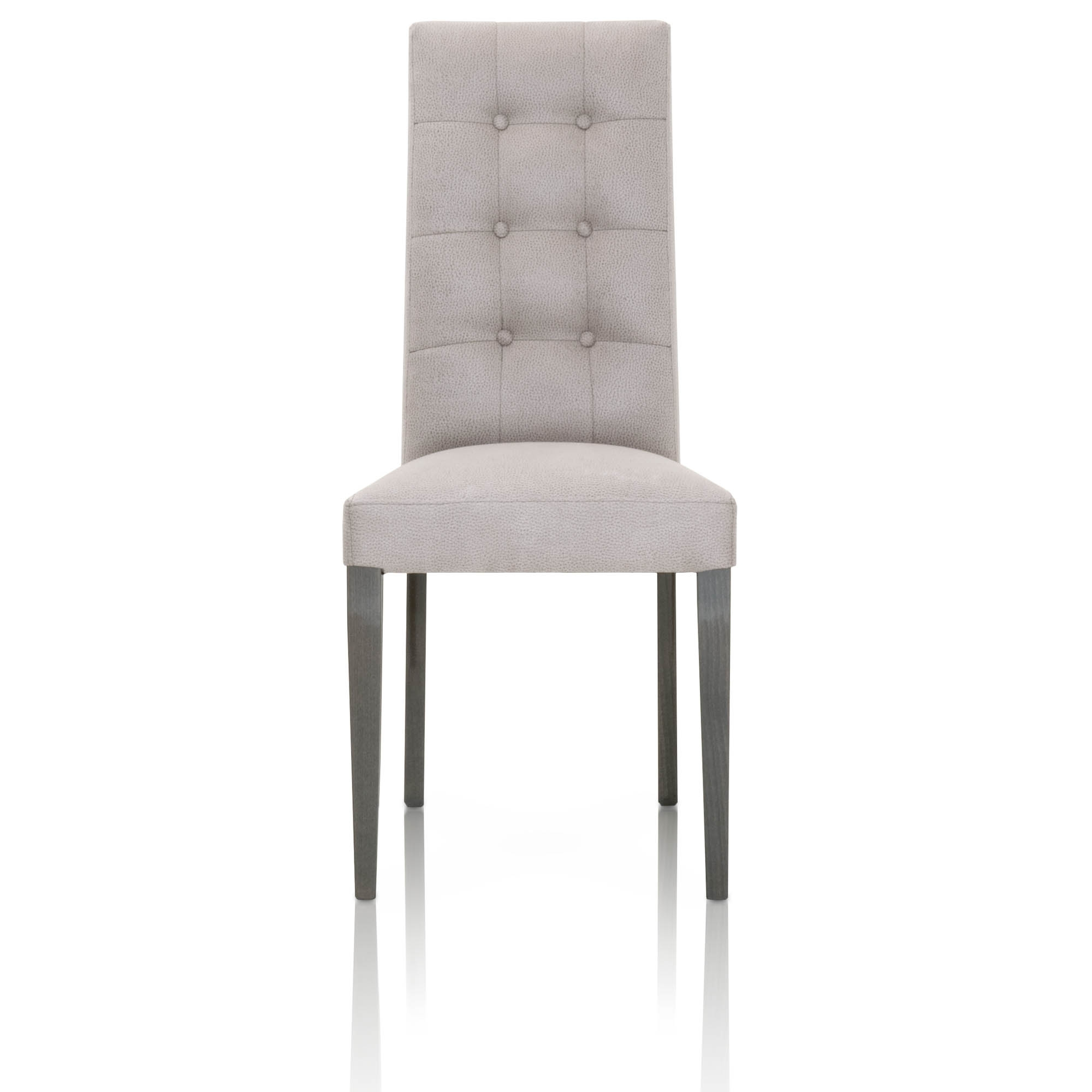 Alexa Grey Side Chairs Regarding Most Popular Dining Chairs (View 6 of 20)