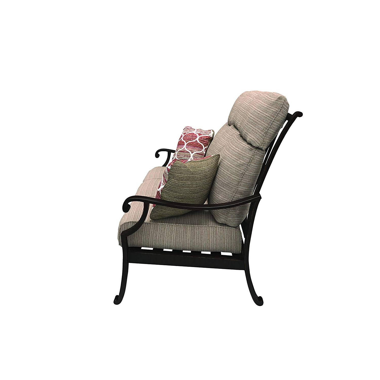 Alexa Reef Side Chairs Throughout Latest Amazon : Ashley Furniture Signature Design – Chestnut Ridge (View 5 of 20)