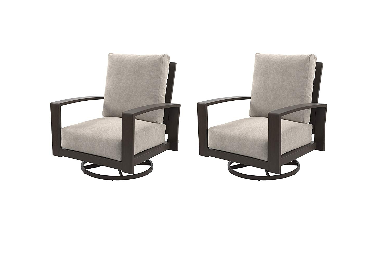 Amazon : Ashley Furniture Signature Design – Cordova Reef With Regard To Current Alexa Reef Side Chairs (View 8 of 20)