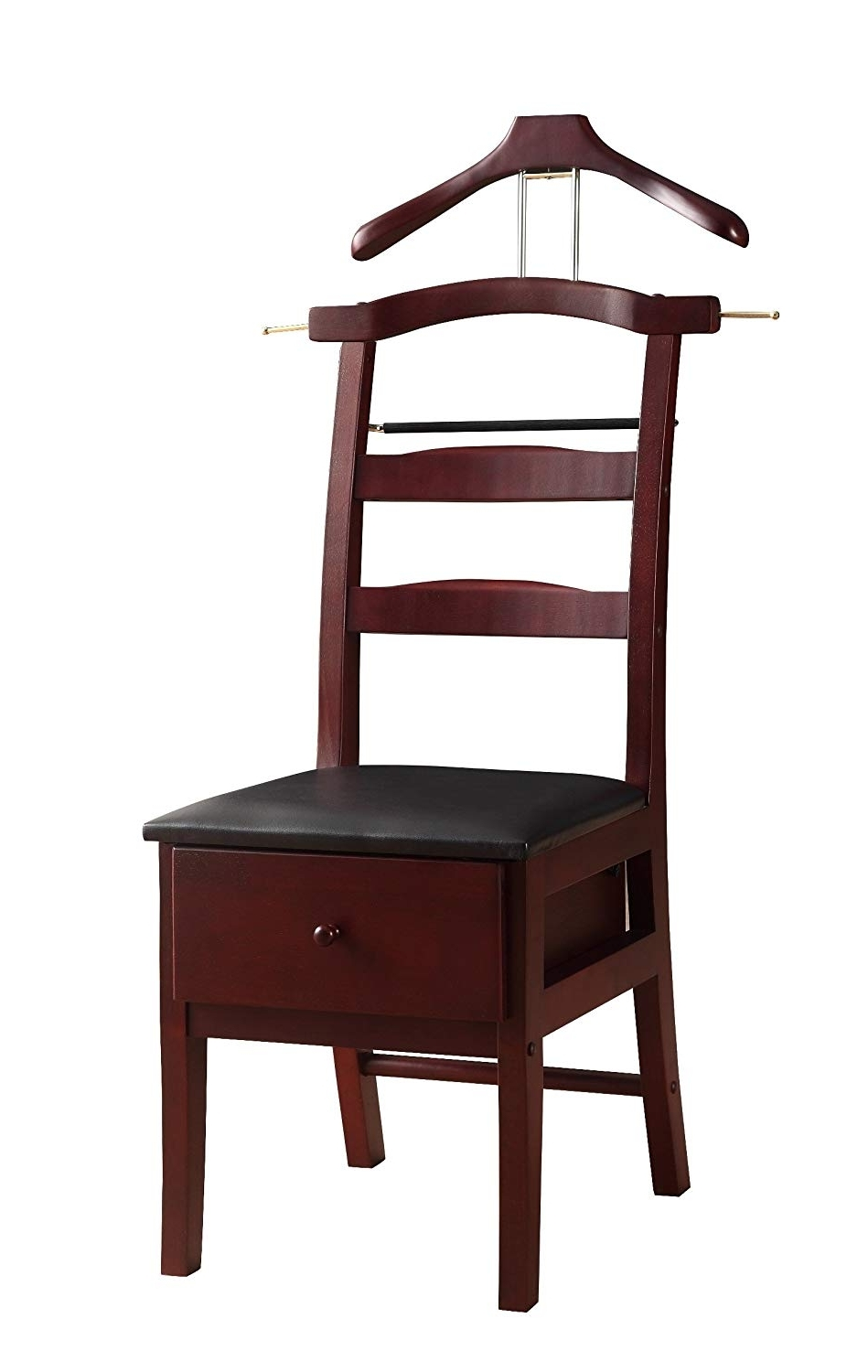 Amazon: Proman Products Vl16142 Chair Valet: Kitchen & Dining Within Popular Cole Ii Orange Side Chairs (View 3 of 20)